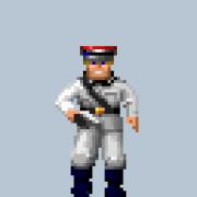 Wolfenstein 3D: Ein Offizier von Wolf Classic