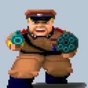 Wolfenstein 3D: General Fettgesicht ist ein Endgegner in Wolf Classic