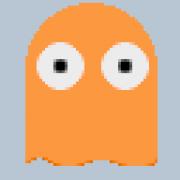 Wolfenstein 3D: Der Pac Man Geist ist ein Gegner in Wolf Classic