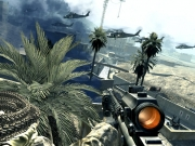Call of Duty 4: Modern Warfare: Anflug zum Ziel: die TV Station.