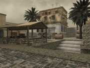 Call of Duty 4: Modern Warfare: Map Ansicht.
