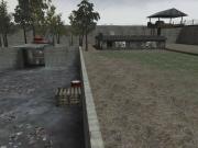 Call of Duty 4: Modern Warfare: Map Ansicht.