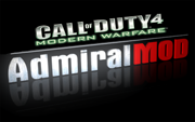 Call of Duty 4: Modern Warfare - AdmiralMOD4