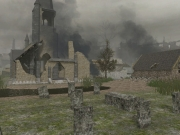 Call of Duty 4: Modern Warfare - DHC Destroyed Village *neu*