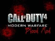 CoD4 Blood Mod