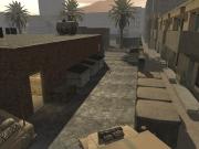 Call of Duty 4: Modern Warfare: Map Ansicht - Processing Plant