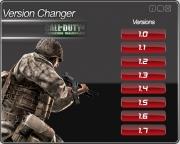 Call of Duty 4: Modern Warfare: Tool Ansicht - Call of Duty 4 Version Changer
