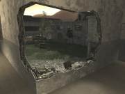 Call of Duty 4: Modern Warfare: Map Ansicht - Asylum