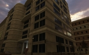 Call of Duty 4: Modern Warfare: Screen aus der Single Player Map Homefront: Downtown.