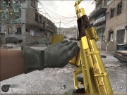 Call of Duty 4: Modern Warfare: Gold Skin Mod COD:4