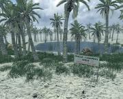 Call of Duty 4: Modern Warfare: Map Ansicht - Gold Rush