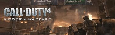 Call of Duty 4 - Hollywood mit Überlänge - knapp 7 Stunden Kino zum anfassen