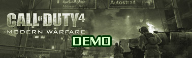 CoD 4 Demo Review - CoD 4 Demo Review