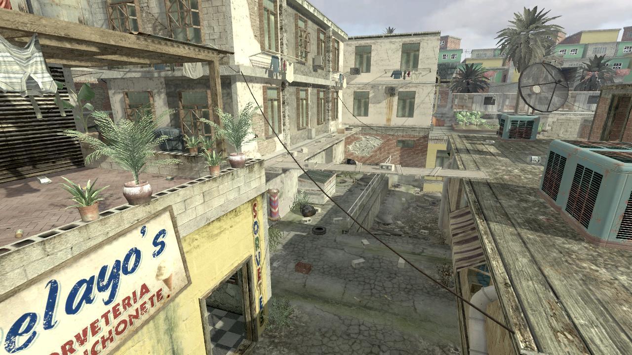 Call of Duty 4: Modern Warfare: Map Screenshot