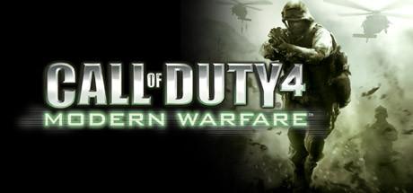 Logo for Call of Duty 4: Modern Warfare
