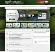 Tiger Woods PGA Tour Online: Erste Screens zum Browserspiel Tiger Woods PGA Tour Online