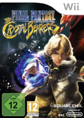 Logo for Final Fantasy Crystal Chronicles: Crystal Bearers