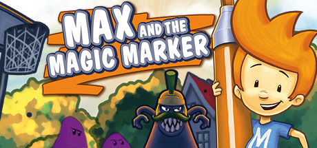 Max and the Magic Marker - Max and the Magic Marker