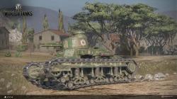 World of Tanks: World of Tanks Console - Update: Kaiserlicher Stahl