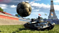 World of Tanks: WoT Football Mode