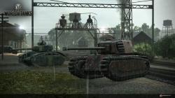 World of Tanks: Neue Panzerlinie f�r Franzosen online