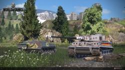 World of Tanks: Update 3.2