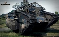 World of Tanks: 100 Years Tank