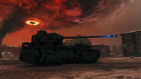 World of Tanks: Halloween Event