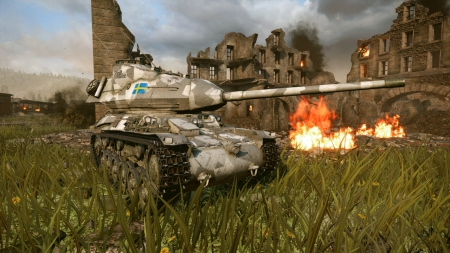 World of Tanks - TankBowl für World of Tanks Konsole gestartet