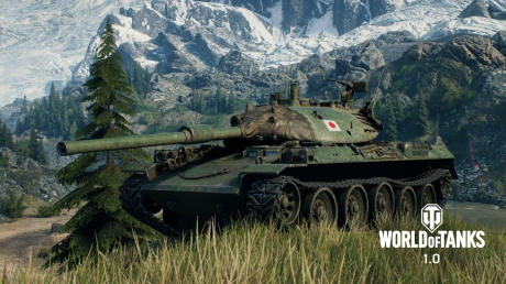 World of Tanks - Update 1.0 mit neuer Grafik-Engine nun ladbar