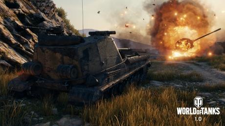 World of Tanks: WoT - Update 1.0