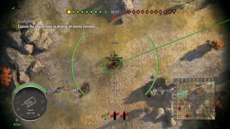 World of Tanks - Konsolenfassung Mercenaries feiert den 6. Jahrestag mit 20 Millionen Spieler
