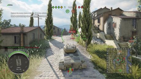 World of Tanks: Official Screenshots August 2018 - Konsolen Version