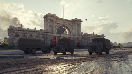 World of Tanks: Berlin Map 06.2020