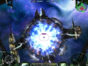 Darkstar One: Screenshot zum Titel.