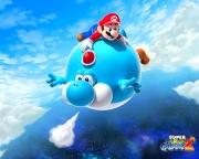 Super Mario Galaxy 2: Bildmaterial zu Super Mario Galaxy 2