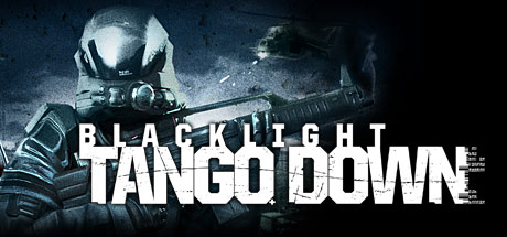 Logo for Blacklight: Tango Down