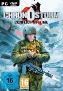 Logo for Chronostorm: Conflict of Time