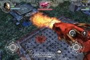 Lara Croft and the Guardian of Light: Screenshot aus der iPhone Version