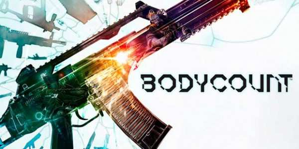Logo for Bodycount