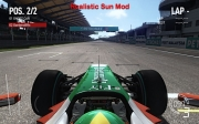 F1 2010: Screenshot aus der F1 2010 Realistic Sun Mod