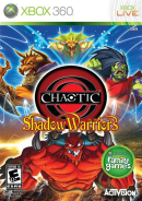 Logo for Chaotic: Shadow Warriors