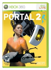Portal 2: Offizielle alternative Cover Version.