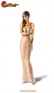 Drakensang: Phileassons Geheimnis: Charakter-Pic zeigt Prinzessin aus Drakensang: Phileassons Geheimnis