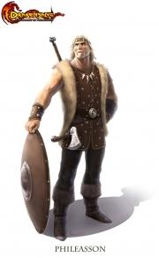 Drakensang: Phileassons Geheimnis: Charakter-Pic zeigt Phileasson aus Drakensang: Phileassons Geheimnis