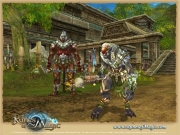 Runes of Magic: The Elder Kingdoms - Der Fluch des Raksha Tempels kommt mit dem Update