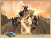Runes of Magic: The Elder Kingdoms: Screen aus dem neuen Raksha Tempel von Runes of Magic.