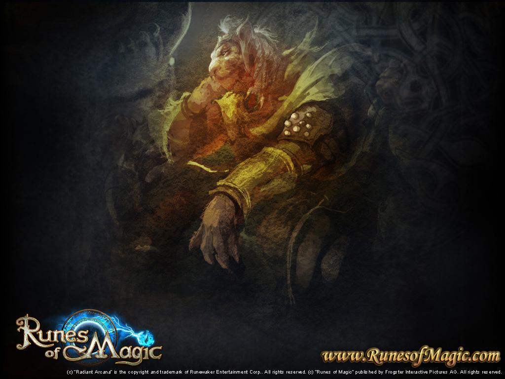 Runes of Magic: The Elder Kingdoms: Wallpaper Theme 6