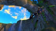 Advent Rising: Offizieller Screen zum Action-Adventure.