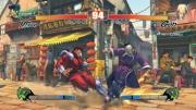 Street Fighter IV: M.Bison kämpft gegen Gen